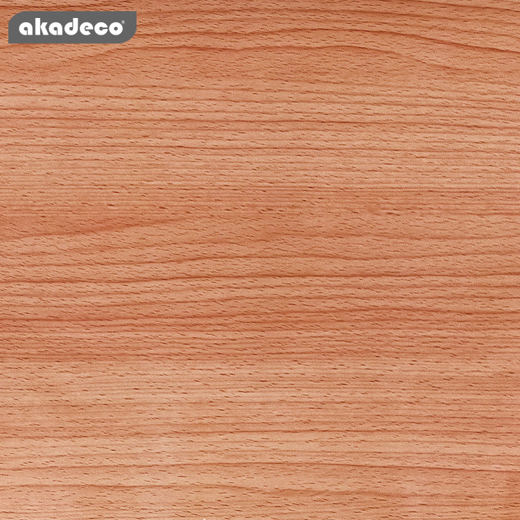wood wall stickers self adhesive removable wall paper for home decoration anti-scrap