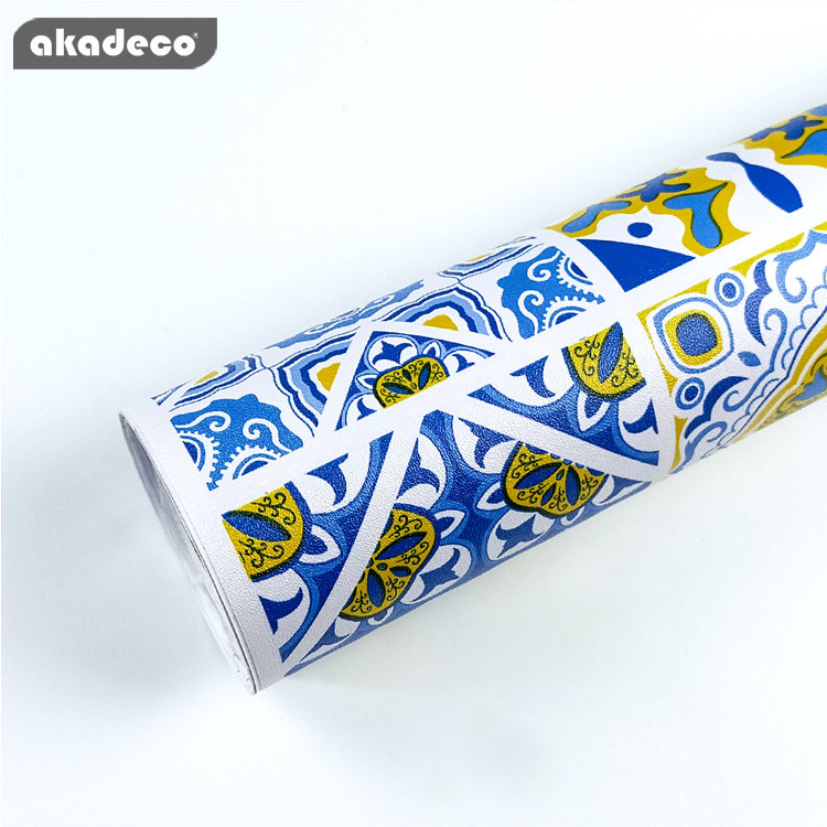 self adhesive filmfor table bohemia design water-proof 92662A