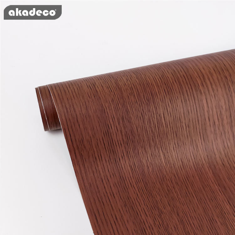 akadeco PVC wood self adhesive  the home décor moisture W0199