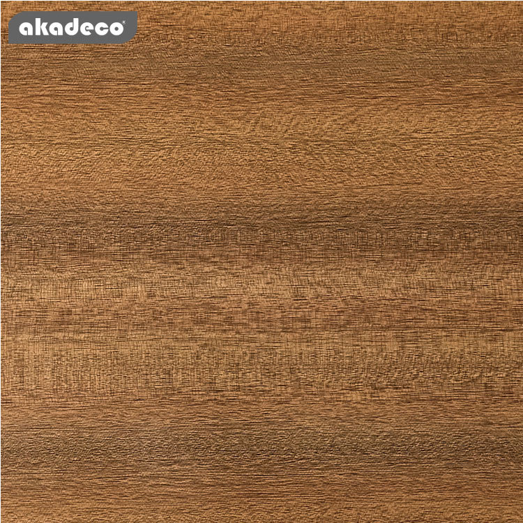PVC wall sticker wood design natural wood texture water-proof