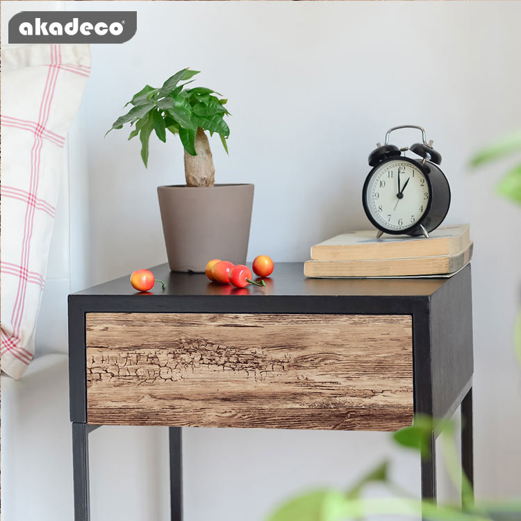 akadeco wall sticker design classic color water-proof W0248