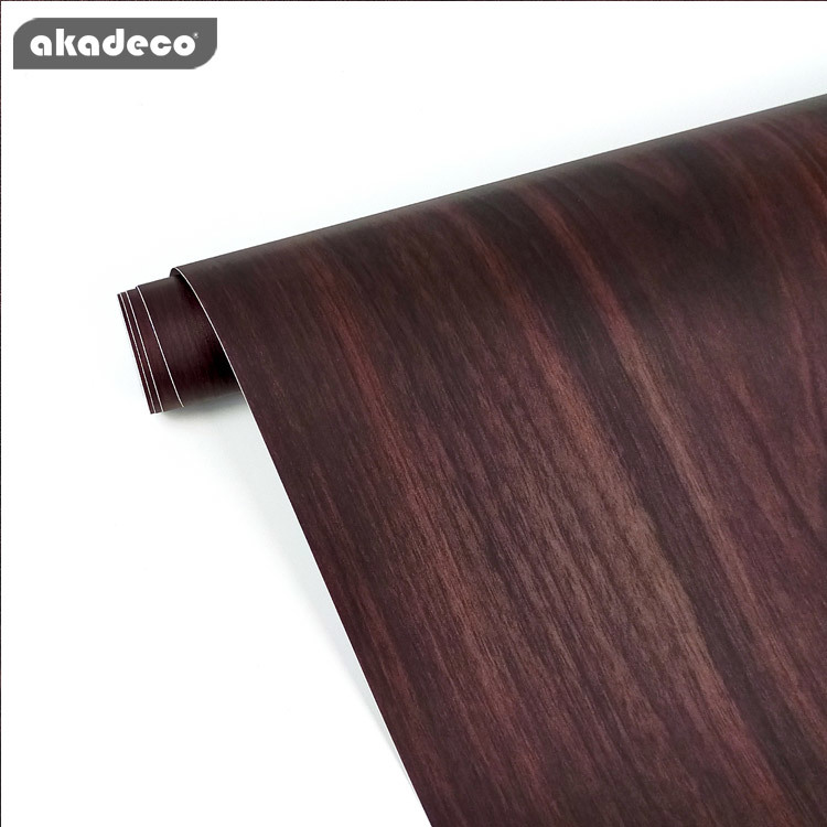 wooden self adhesive filmfor table nature texture popular design