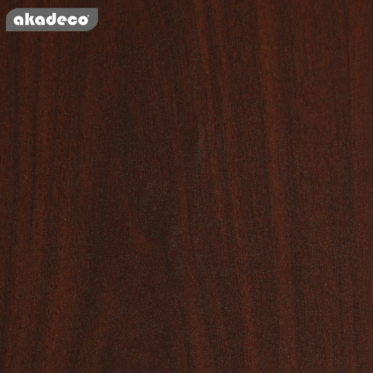 akadeco self adhesive film wooden wallpaper water-proof scratch resistant W0395