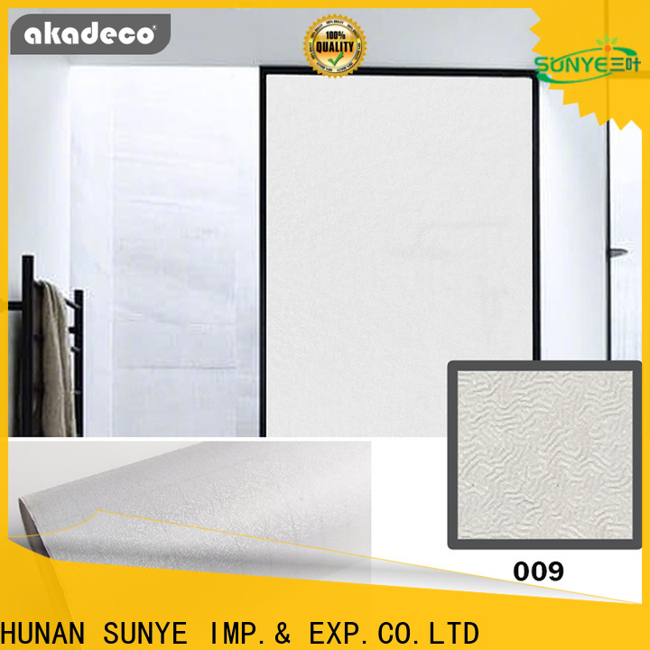SUNYE glass adhesive film directly sale for living room