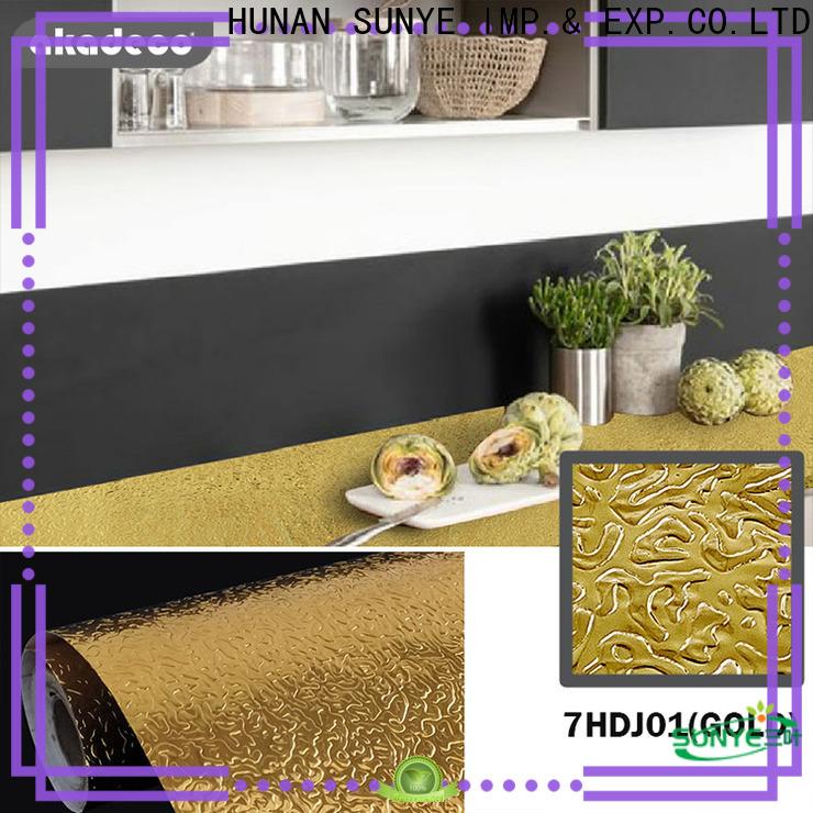 SUNYE quality metal wall tiles factory for bedroom