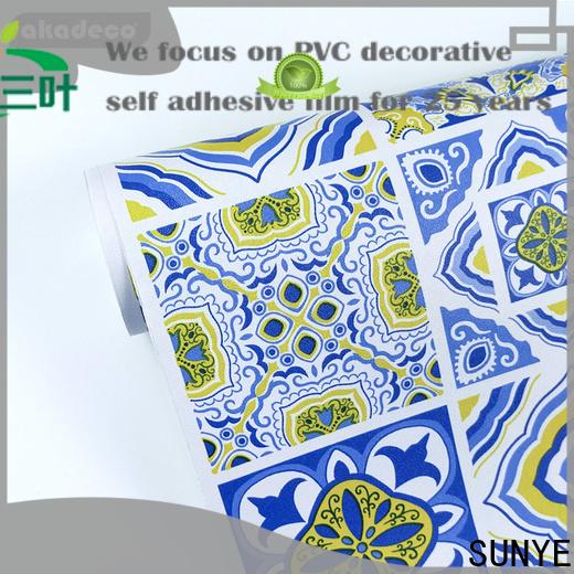 SUNYE beautiful wallpaper for walls factory for school