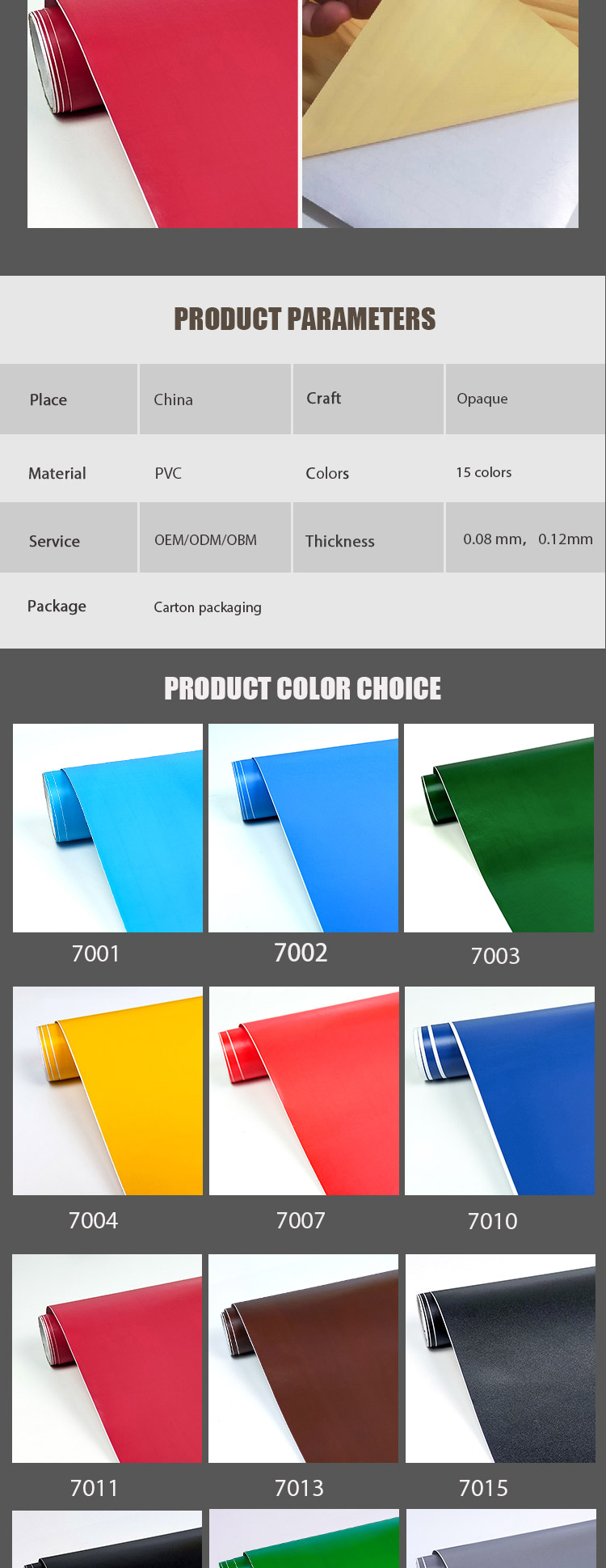 best solid color contact paper wholesale for loading zone-3