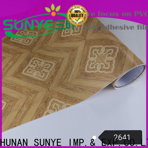 SUNYE marble wood grain contact paper resources heating