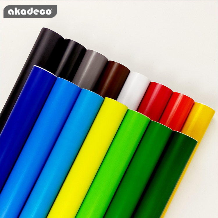 akadeco plain color decoration, different pure color for you to choose.