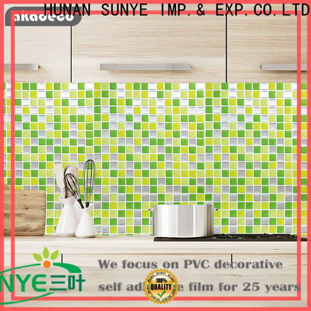 SUNYE peelable vinyl wallpaper company for bedroom