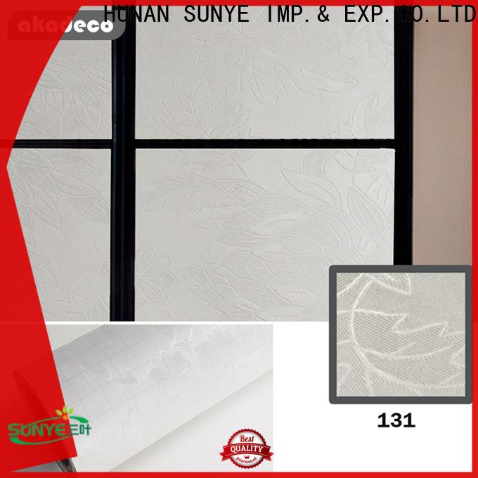 SUNYE self adhesive film for glass company for home