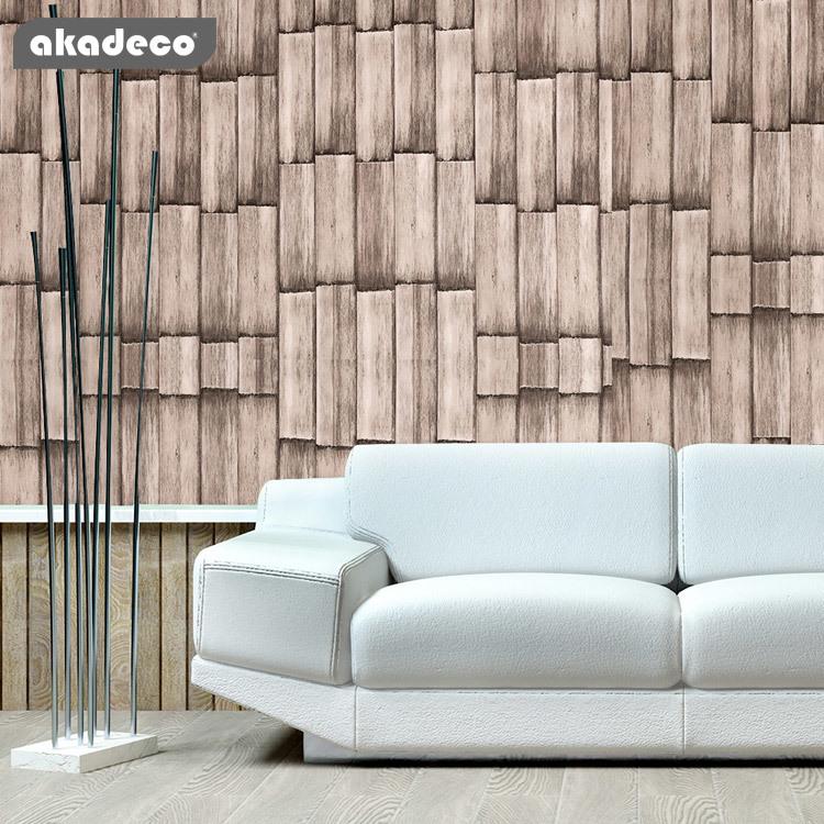 akadeco self adhesive  PVC film for furniture  decorative wood grain color