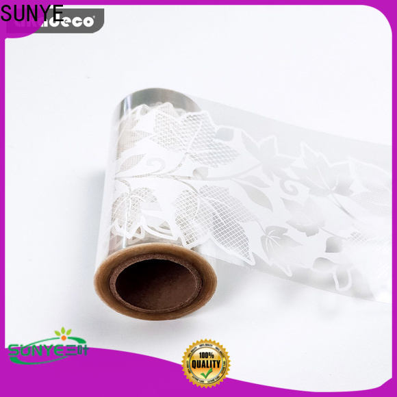 high quality self adhesive glass borders factory direct supply