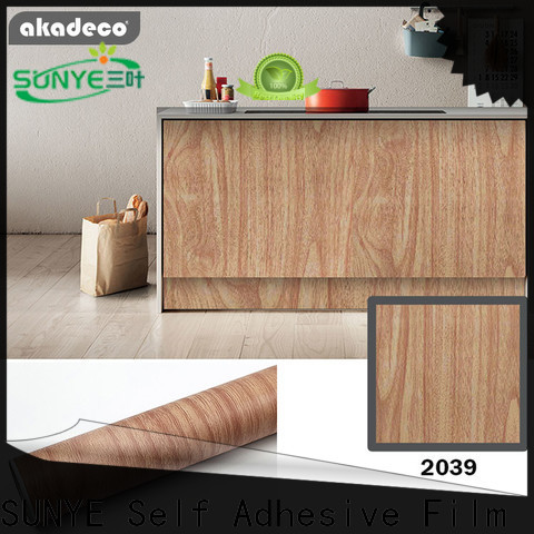 SUNYE pvc wood ceiling with good price for workshop