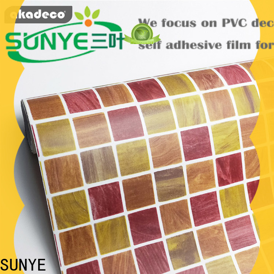 top pvc decorative film manufacturer for sale