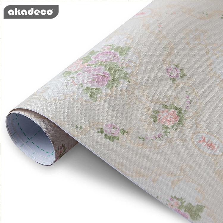 akadeco self adhesive decorative film unique design moisture-proof