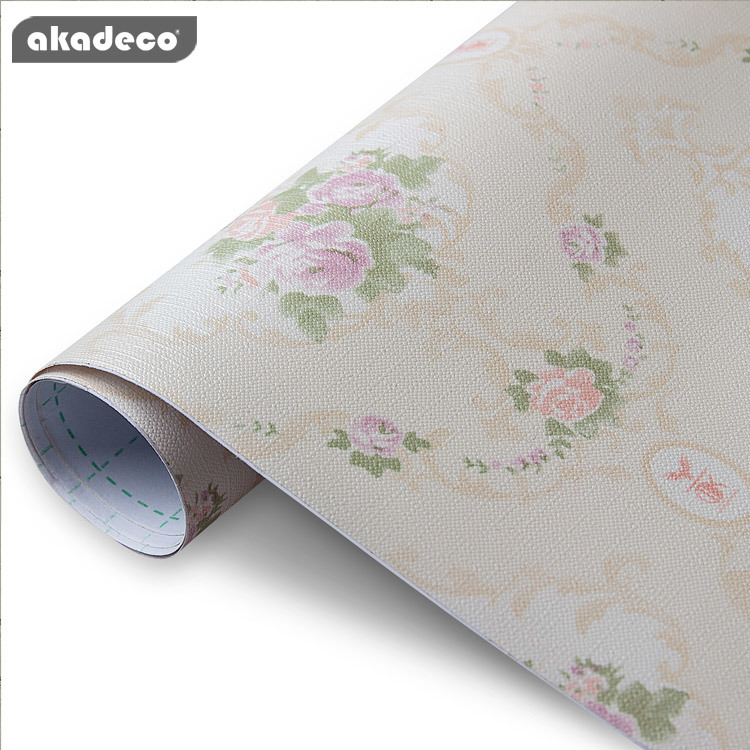 akadeco self adhesive decorative film unique design moisture-proof