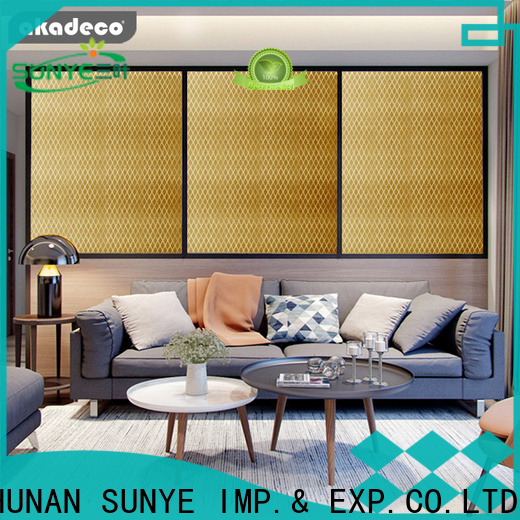 SUNYE factory price decorative kitchen backsplash from China bulk buy