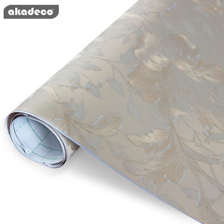 high quality decorative film waterproof PVC material for living room decor