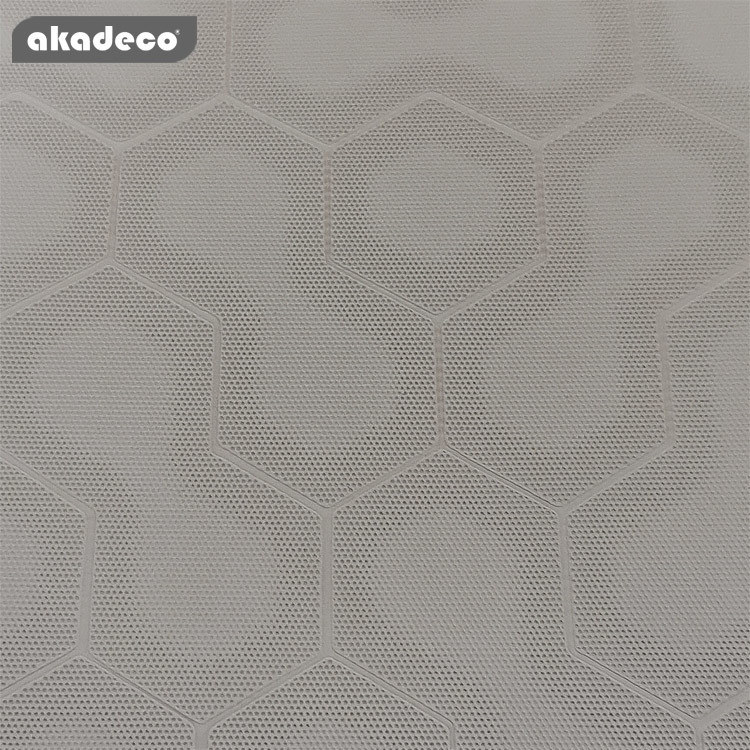 Akadeco 60cmx10m self-adhesive contact paper rolls waterproof wall covering home decoration