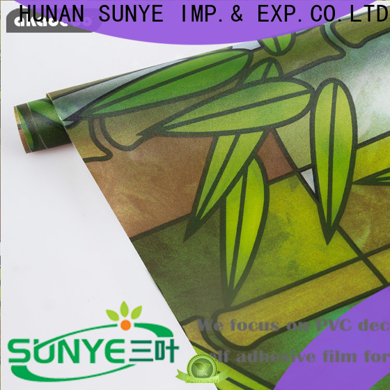 SUNYE window cover film with good price for store