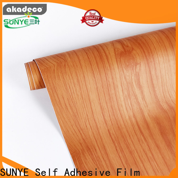 SUNYE waterproof wrap for wood company for dining room