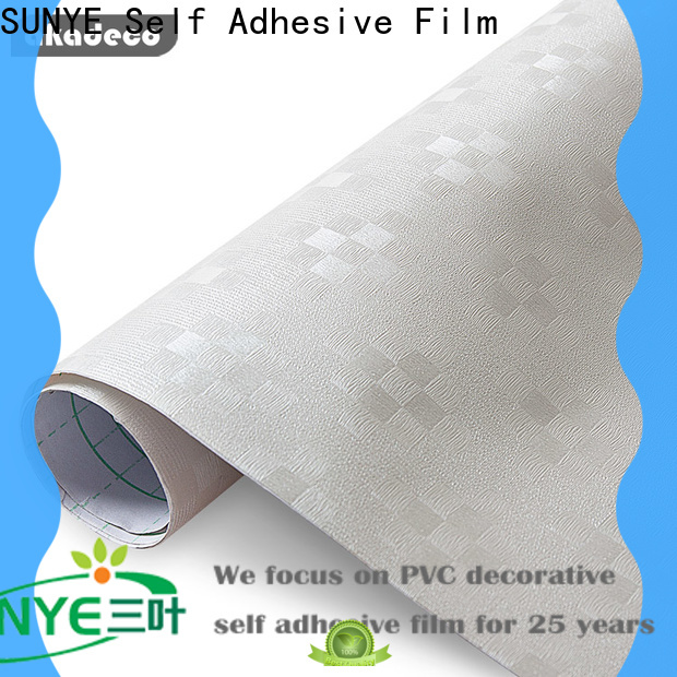 SUNYE pvc wallpaper online best supplier for sensor