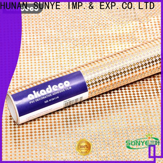 SUNYE top quality clear backsplash protector supplier bulk production