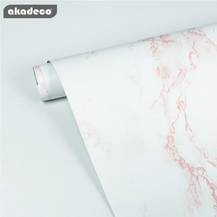 modern marble wall sticker moisture proof water proof M3836D