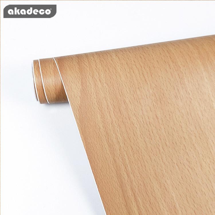 akadeco wood series pvc wallpaper nature texture W0209