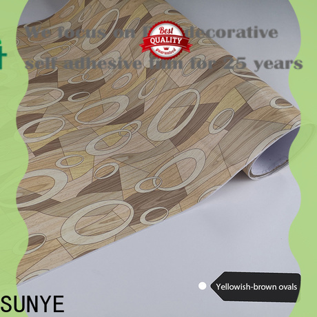 environmental wood grain wallpaper adhesive widely-use electrical room