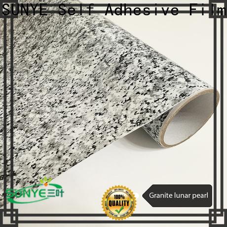 SUNYE exquisite granite contact paper for countertops assurance hall way
