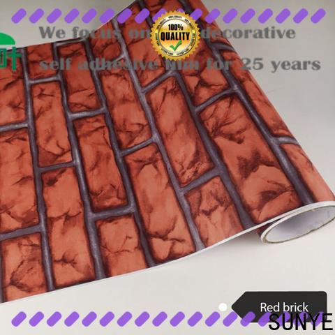 SUNYE sticker marble sticker paper marketing cellar