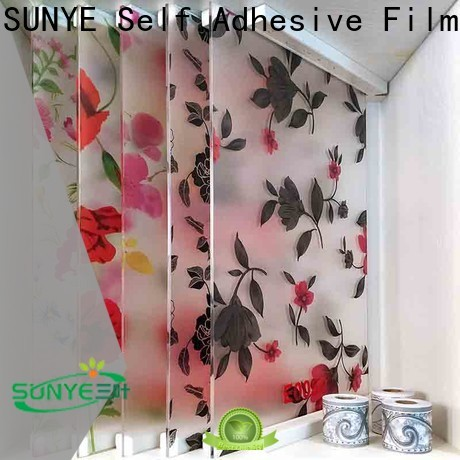SUNYE splendid window protection film speed company