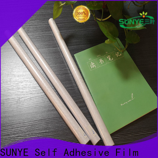 SUNYE protective clear book covers certifications attic