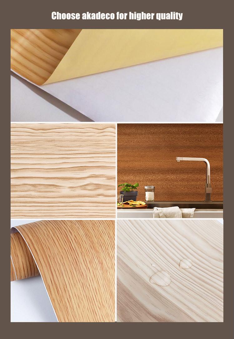 SUNYE durable faux wood wallpaper company for workshop