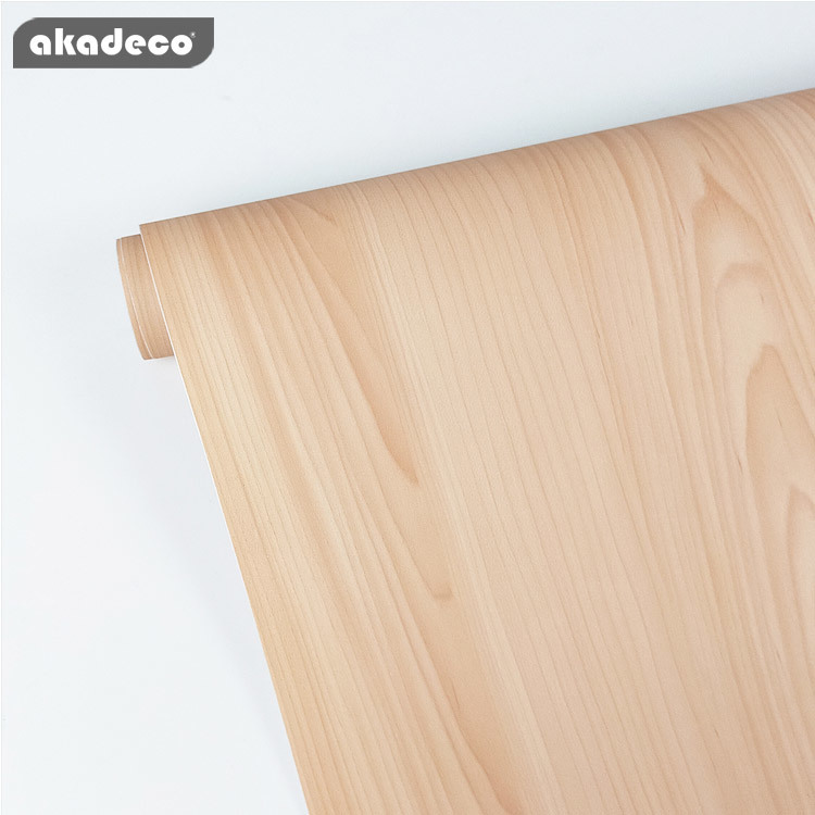 akadeco decorative film wooden texture design