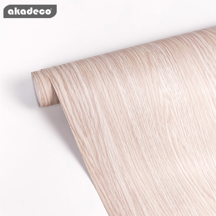 akadeco wooden self adhesive film water-proof