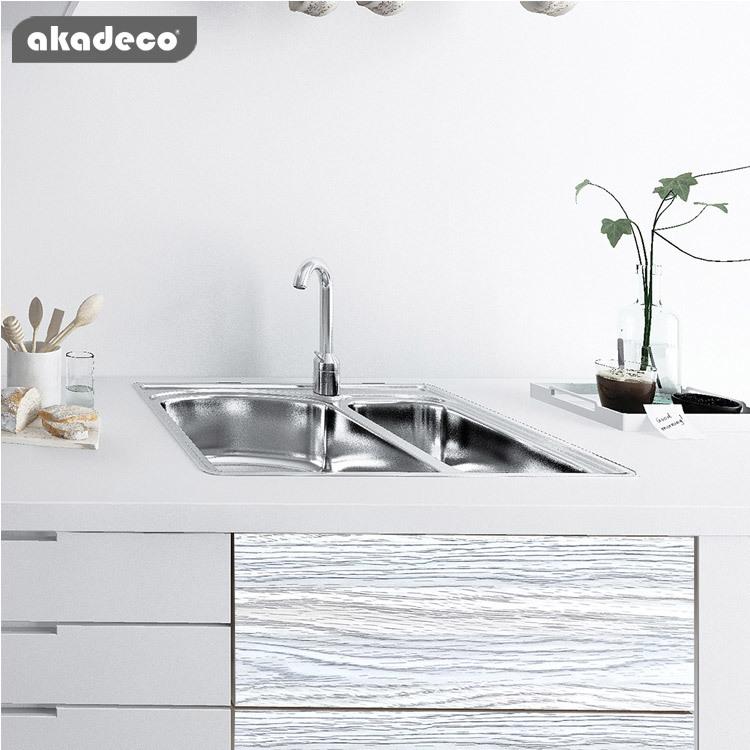 akadeco wooden self adhesive film water-proof