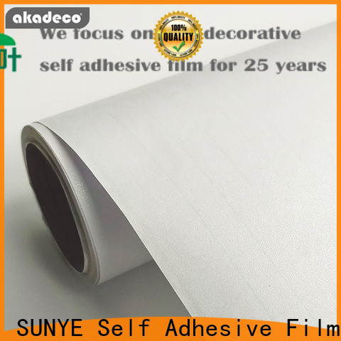 hot-sale self adhesive pvc sheet best manufacturer for hotel
