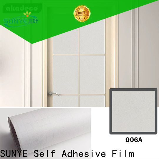 quality pvc adhesive film best manufacturer for living room