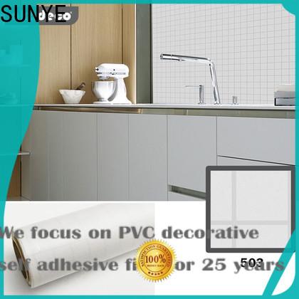 SUNYE static film for glass best manufacturer for sale