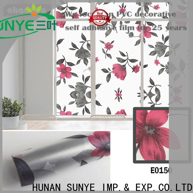 SUNYE hot-sale adhesive for window film best supplier bulk buy