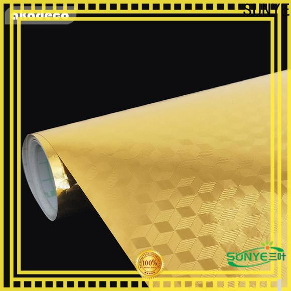 SUNYE durable metallic tile stickers supply for home
