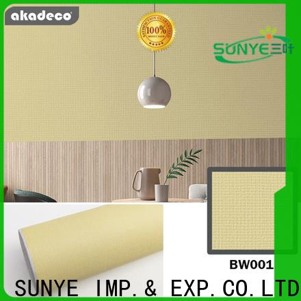SUNYE plastic wall panels supplier bulk buy