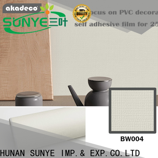 SUNYE best price solid color removable wallpaper inquire now for sale