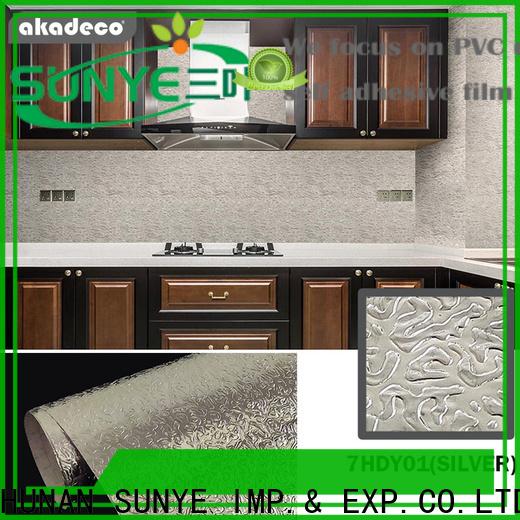 SUNYE metallic tile stickers series for sale