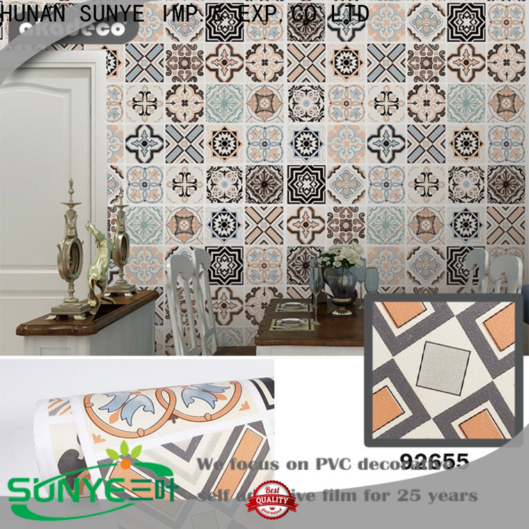 SUNYE hot selling types of wallpaper from China for rice-cooker