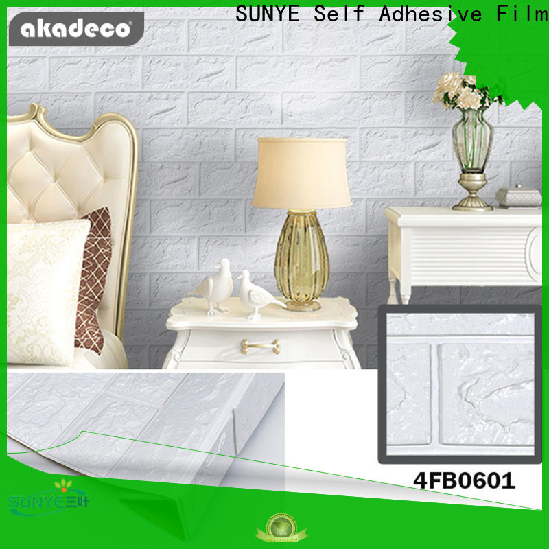 SUNYE foam wall panels with good price for home