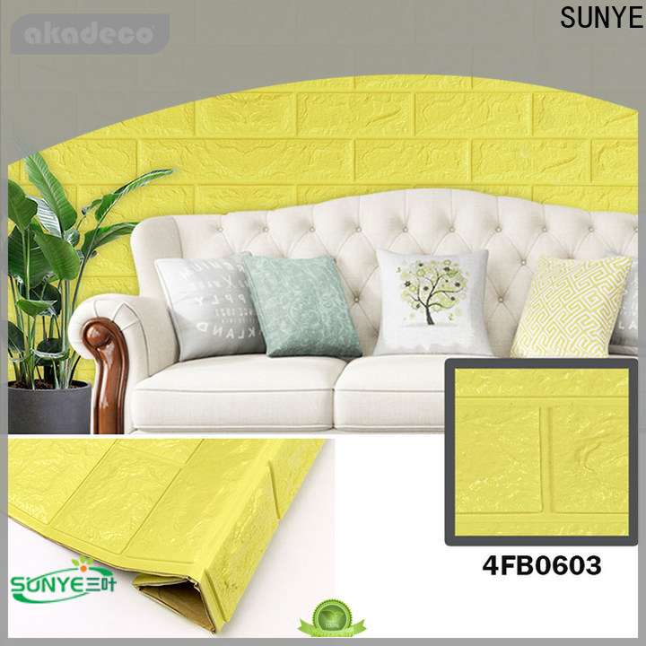 SUNYE durable foam mat tiles supplier bulk buy